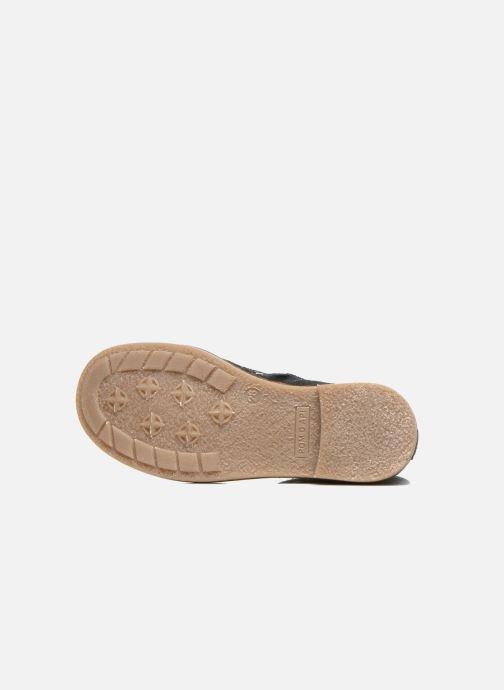 Stiefeletten & Boots Pom d Api Trip boots print star blau ansicht von oben