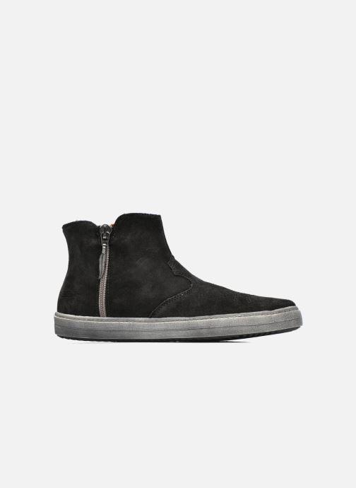 Ankle boots Shwik ADDICT ZIP WEST Black back view