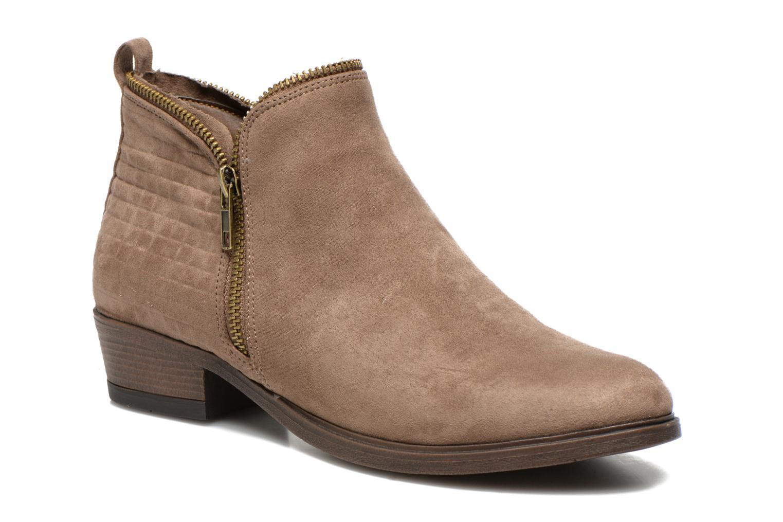 Botines  I Love Shoes Thazip Size + Marrón vista de detalle / par