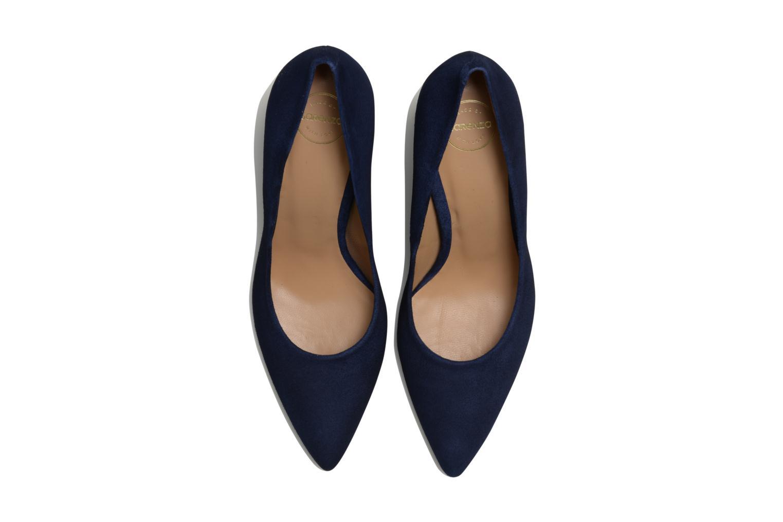 Høje hæle Made by SARENZA Glossy Cindy #16 Blå se skoene på