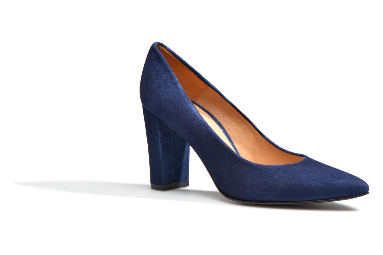 Høje hæle Made by SARENZA Glossy Cindy #16 Blå Se fra højre