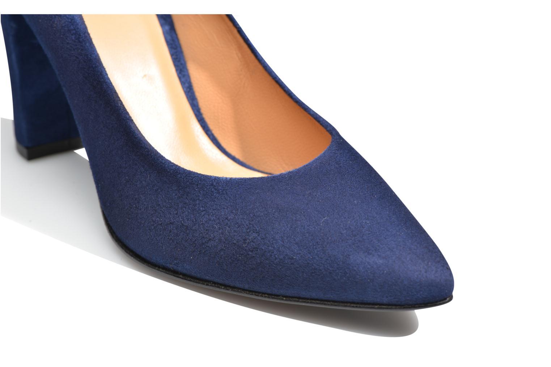 Høje hæle Made by SARENZA Glossy Cindy #16 Blå se foroven
