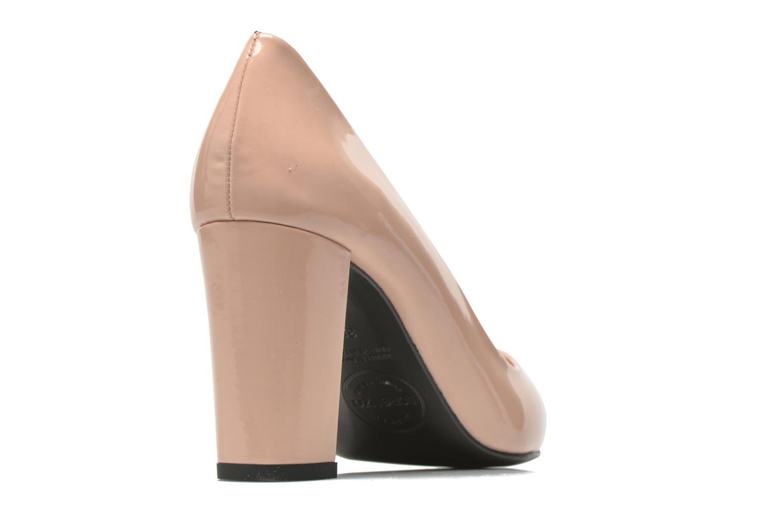 Escarpins Made by SARENZA Glossy Cindy #16 Beige vue portées chaussures