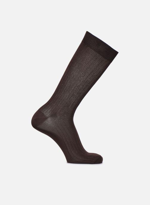 Chaussettes et collants My Lovely Socks Jules Marron vue détail/paire