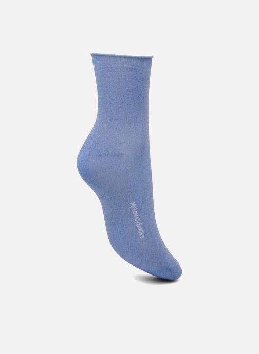 Sokken en panty's My Lovely Socks Nina Blauw links