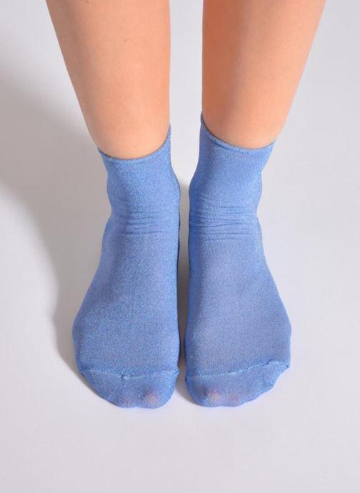 Sokken en panty's My Lovely Socks Nina Blauw boven