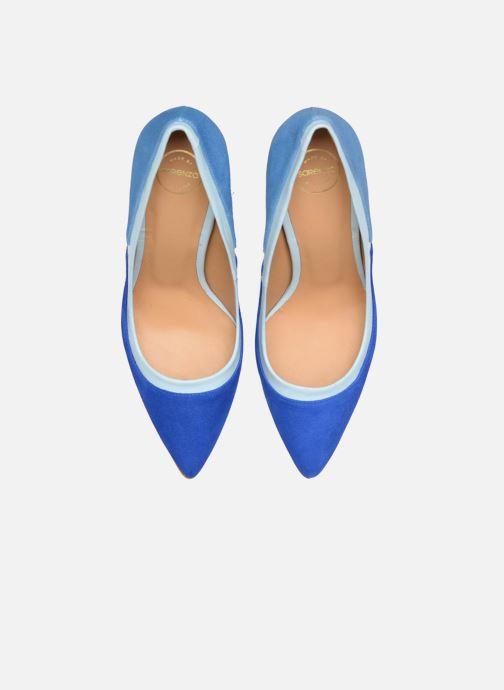 Pumps Made by SARENZA Notting Heels #1 Blauw model