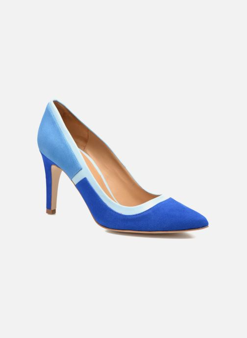 Pumps Made by SARENZA Notting Heels #1 Blauw rechts