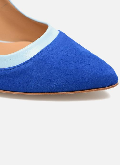 Pumps Made by SARENZA Notting Heels #1 Blauw links