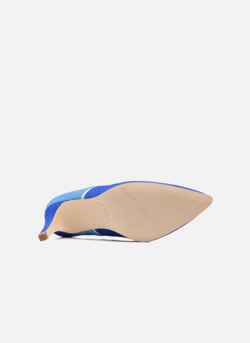 Pumps Made by SARENZA Notting Heels #1 Blauw boven