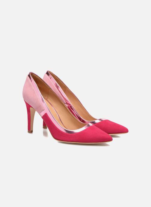 Escarpins Made by SARENZA Notting Heels #1 Rose vue derrière
