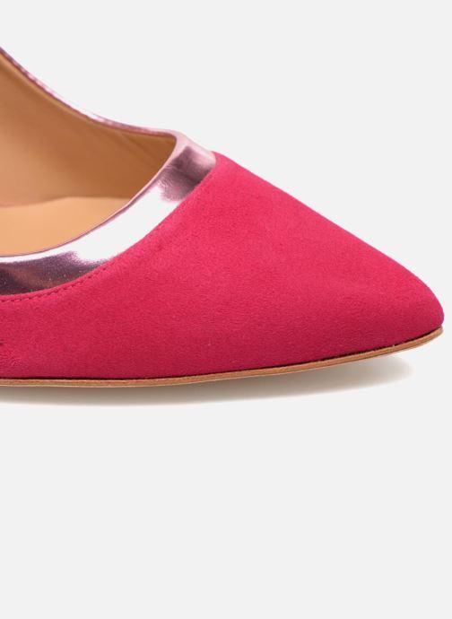Escarpins Made by SARENZA Notting Heels #1 Rose vue gauche