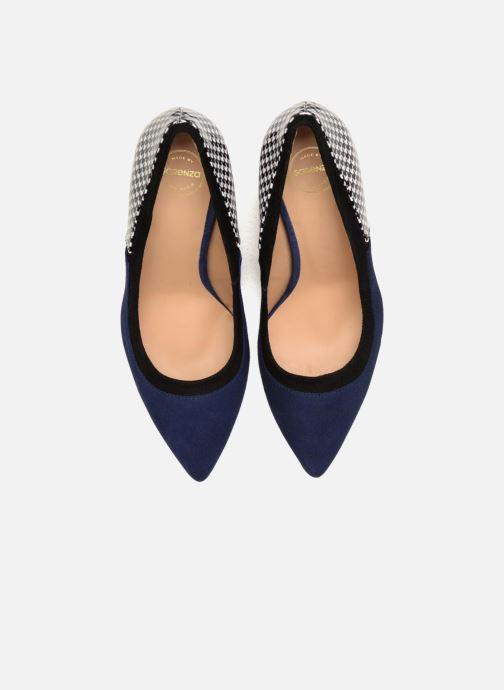 Zapatos de tacón Made by SARENZA Notting Heels #1 Multicolor vista del modelo