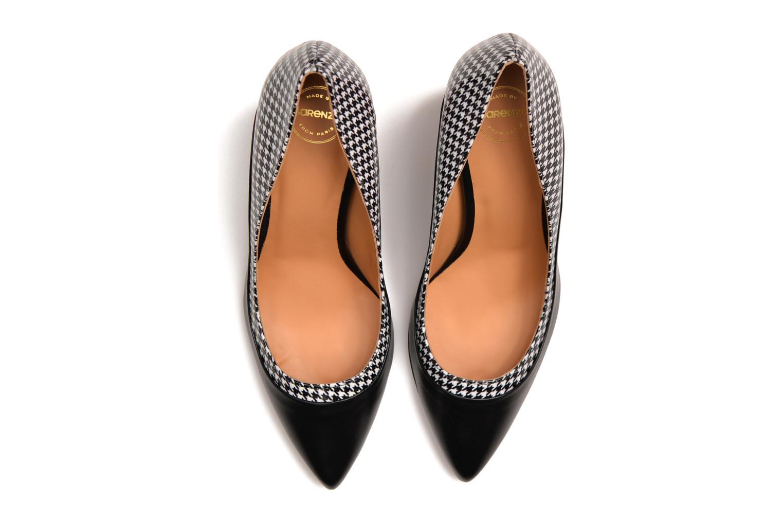 Escarpins Made by SARENZA Notting Heels #3 Multicolore vue haut