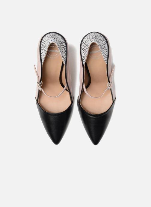 Escarpins Made by SARENZA Busy Girl Escarpins #2 Rose vue portées chaussures