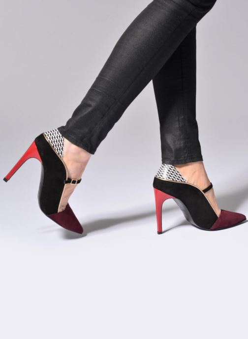 Zapatos de tacón Made by SARENZA Busy Girl Escarpins #2 Multicolor vista de abajo