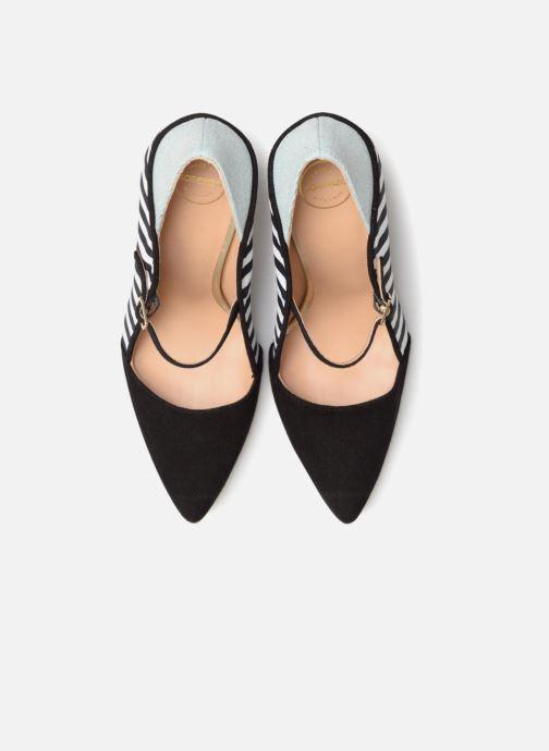 Escarpins Made by SARENZA Busy Girl Escarpins #2 Multicolore vue portées chaussures