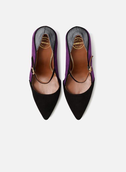Zapatos de tacón Made by SARENZA Busy Girl Escarpins #2 Violeta      vista del modelo