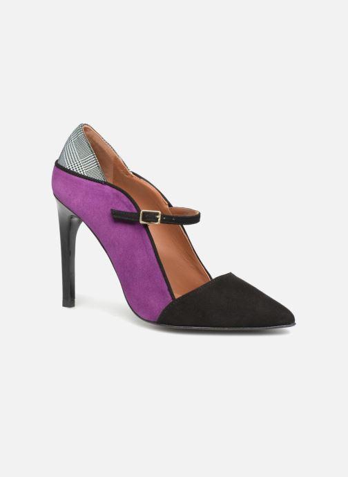 Zapatos de tacón Made by SARENZA Busy Girl Escarpins #2 Violeta      vista lateral derecha