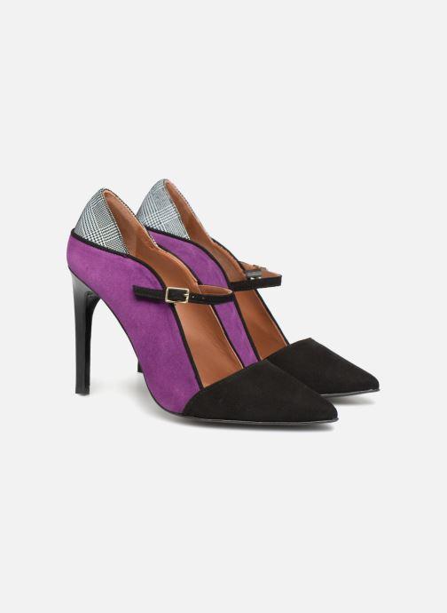 Zapatos de tacón Made by SARENZA Busy Girl Escarpins #2 Violeta      vistra trasera