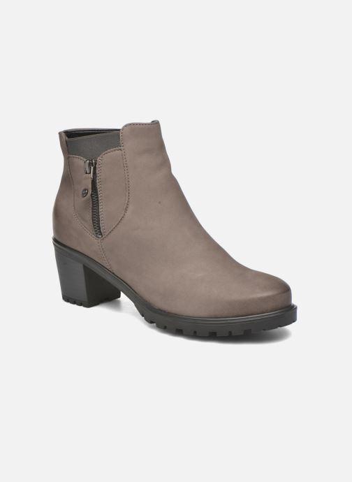 ec958ebd80002a Ara Mantova (Gris) - Bottines et boots chez Sarenza (272464)