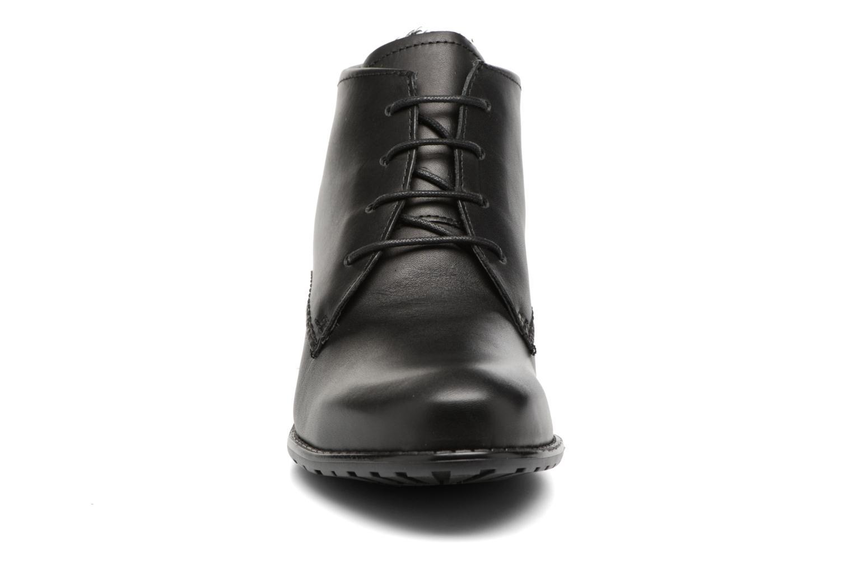 Botines  Ara Florenz 2 Negro vista del modelo