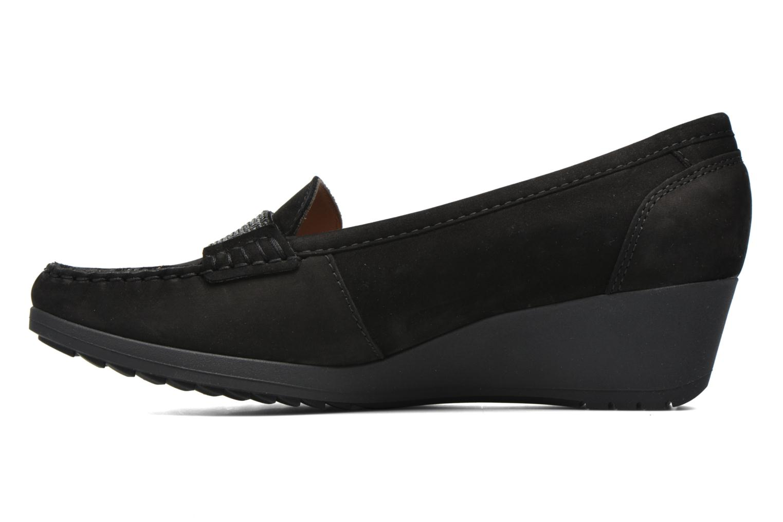 Loafers Ara New-Haven Sort se forfra
