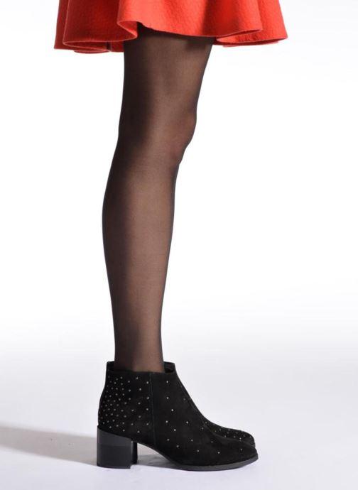 Bottines et boots Camper TWS Hanna K400042 Noir vue bas / vue portée sac