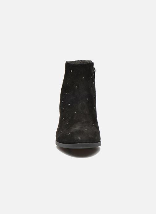 Bottines et boots Camper TWS Hanna K400042 Noir vue portées chaussures