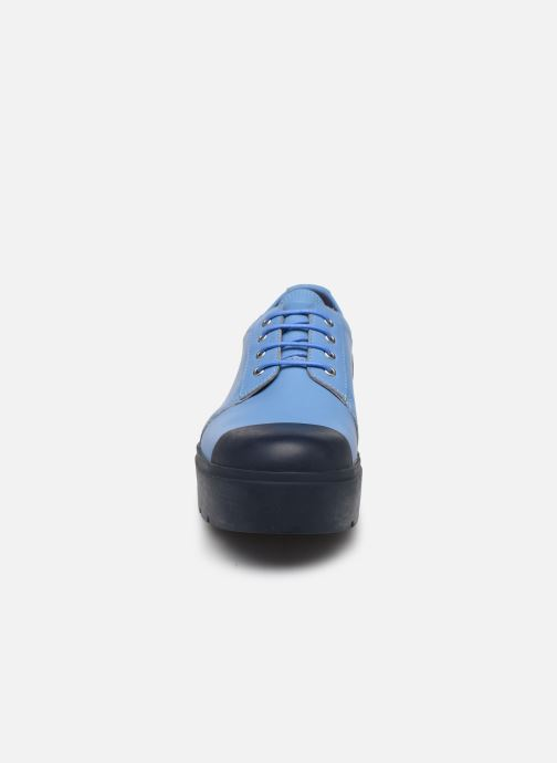 Baskets Camper Vintar 21993 Bleu vue portées chaussures