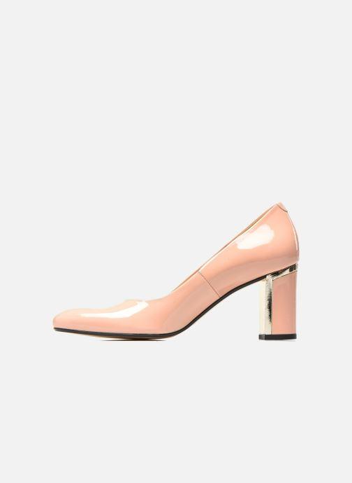 High heels Georgia Rose Sabrille Beige front view