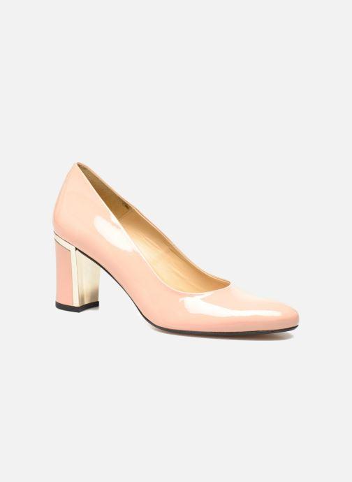 High heels Georgia Rose Sabrille Beige detailed view/ Pair view