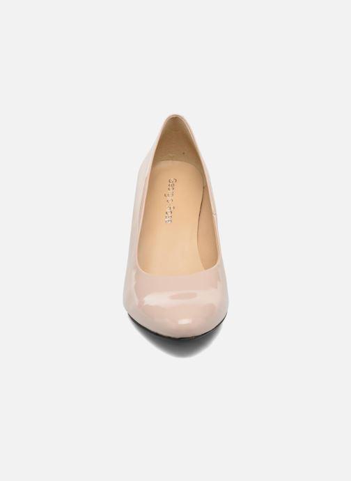 Escarpins Georgia Rose Sabrille Beige vue portées chaussures
