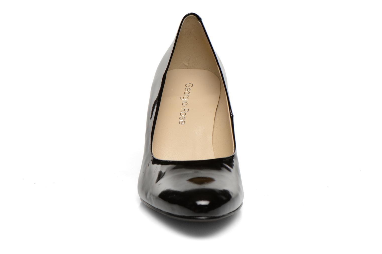 Escarpins Georgia Rose Sabrille Noir vue portées chaussures