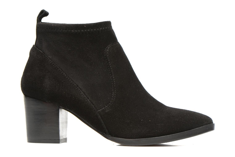 Bottines et boots Georgia Rose Semidris Noir vue derrière
