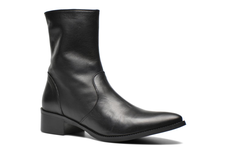 Los zapatos más populares para hombres y mujeres  - Georgia Rose Seceau (Negro) -  Botines  en Más cómodo 5609cd