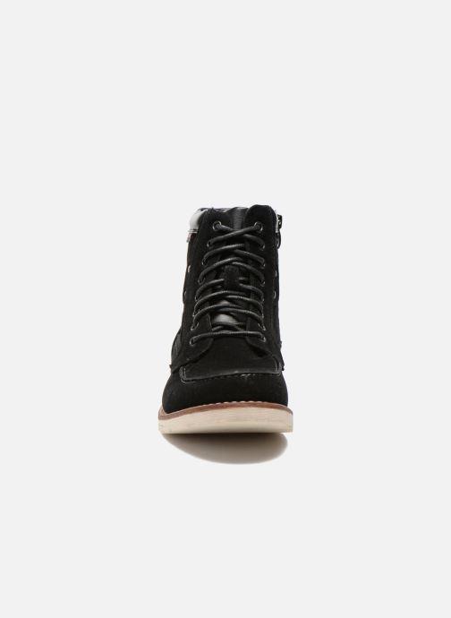 Bottines et boots Roadsign Dalton Noir vue portées chaussures