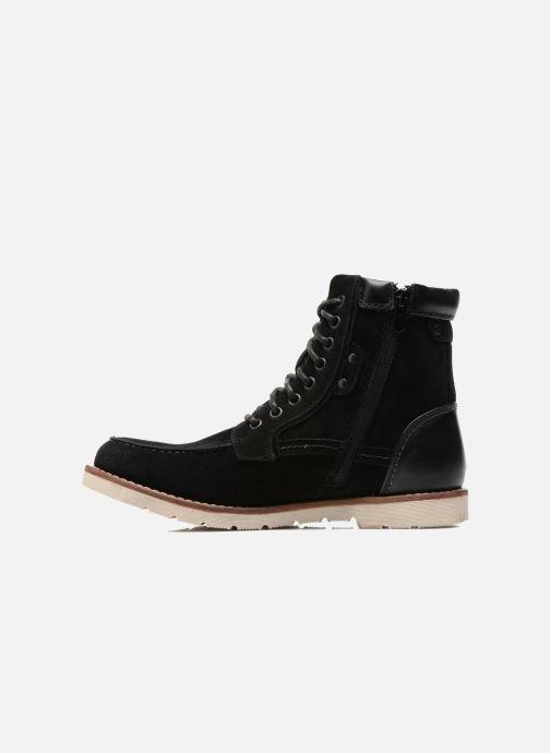 Bottines et boots Roadsign Dalton Noir vue face