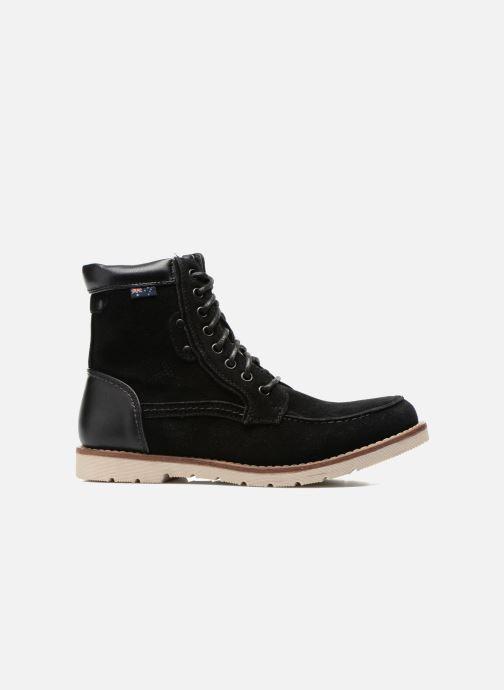Bottines et boots Roadsign Dalton Noir vue derrière