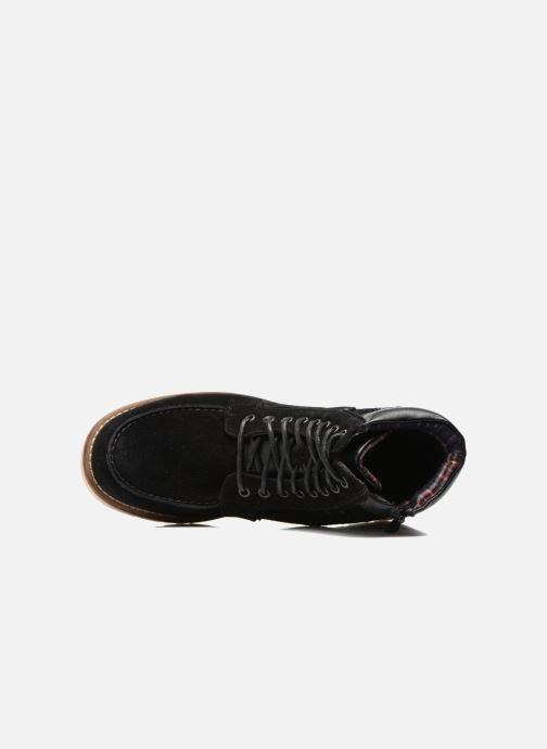 Bottines et boots Roadsign Dalton Noir vue gauche