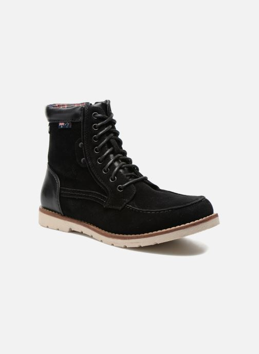 Bottines et boots Roadsign Dalton Noir vue détail/paire