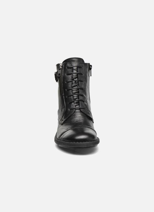 Bottines et boots Dorking Medina 6402 Noir vue portées chaussures