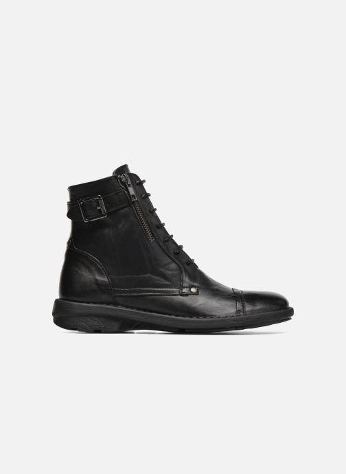 Boots en enkellaarsjes Dorking Medina 6402 Zwart achterkant