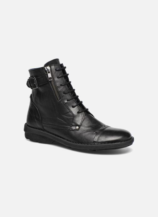 Boots en enkellaarsjes Dorking Medina 6402 Zwart detail