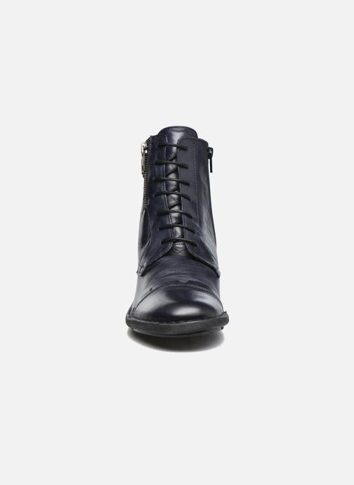 Boots en enkellaarsjes Dorking Medina 6402 Blauw model