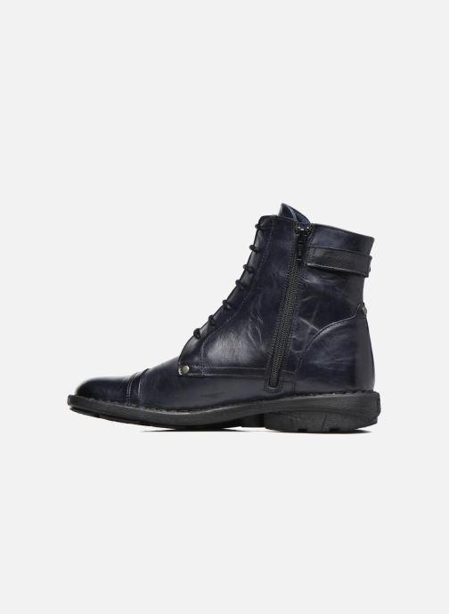 Boots en enkellaarsjes Dorking Medina 6402 Blauw voorkant