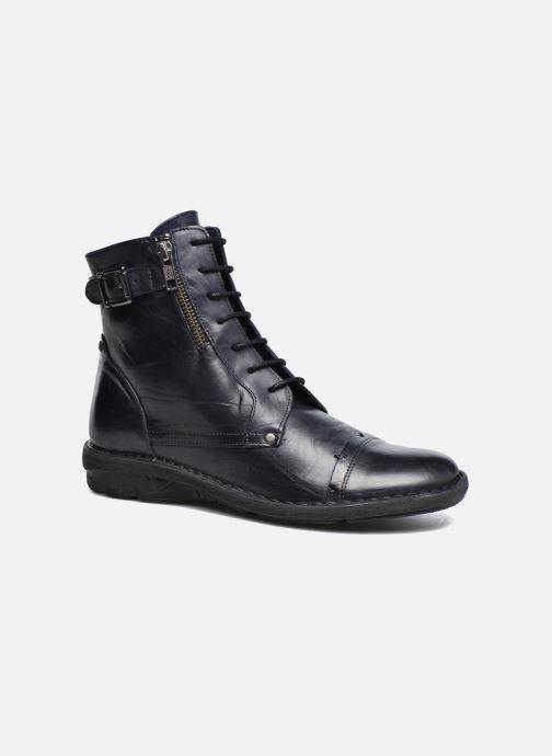 Boots en enkellaarsjes Dorking Medina 6402 Blauw detail