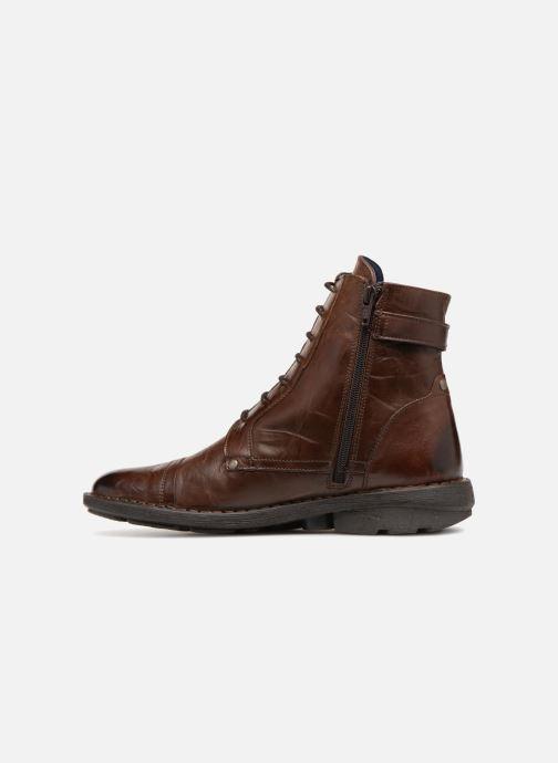 Bottines et boots Dorking Medina 6402 Marron vue face