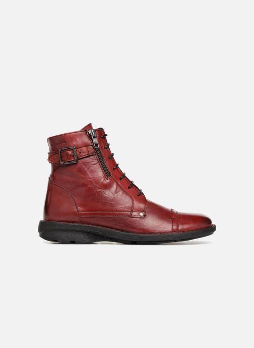 Boots en enkellaarsjes Dorking Medina 6402 Rood achterkant