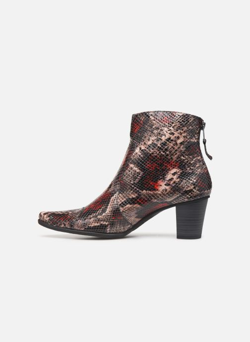 Ankle boots Dorking DEISY 6034 Multicolor front view
